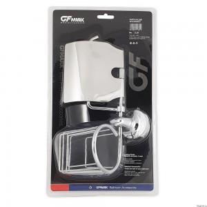 GFmark - Держатель освежителя воздуха и туалетной бумаги