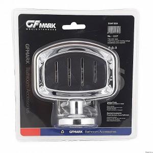GFmark - Мыльница металлическая