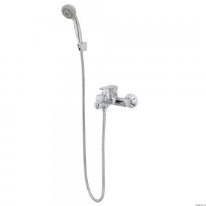 Смеситель для ванны Raiber Quattro