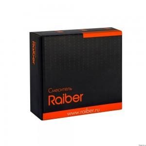 Сенсорный смеситель для раковины Raiber Sensor RHL6006N