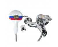 Смеситель в ванную  РОССИЯ  2710